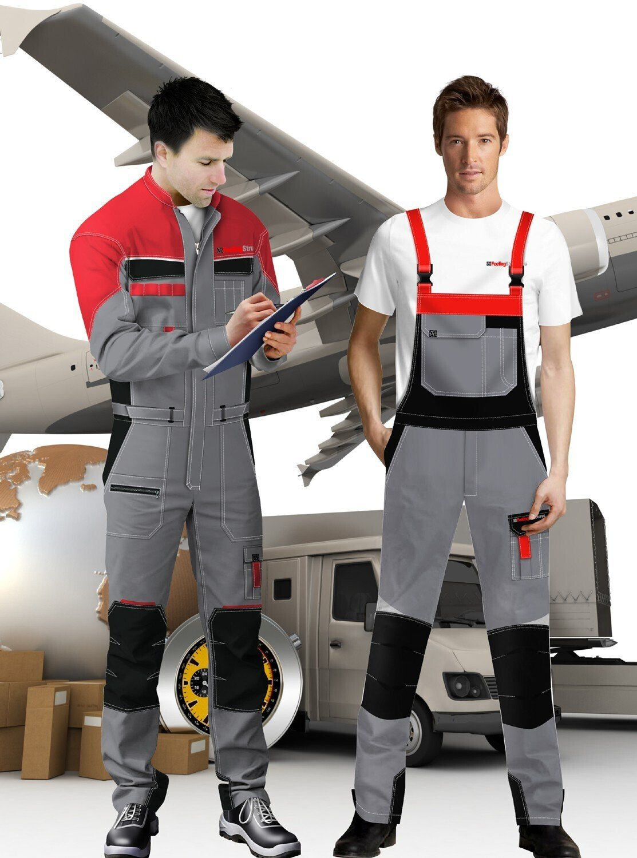 厂家工作服_带反光条的工作服